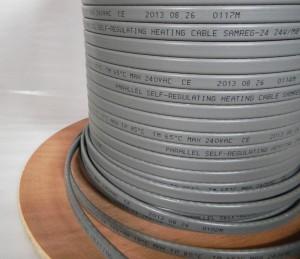 Саморегулирующийся кабель Samreg 24