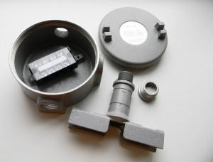 Аксессуары и комплектующие для систем промышленного обогрева