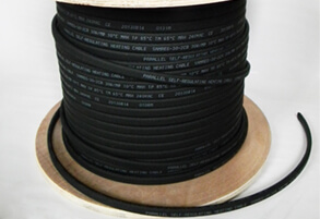 Бухта саморегулирующегося кабеля