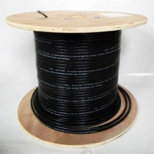 Бухта Саморегулирующийся кабель внутрь трубы