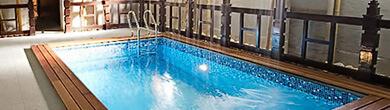 Теплый пол для установки в бассейне