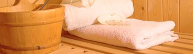 Варианты использования теплого пола в бане